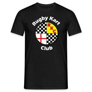 Rugby Kart Club (relaxed fit) - Men's T-Shirt