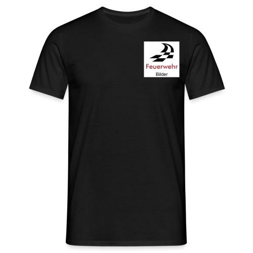 T-Shirt ´Feuerwehr___bilder - Männer T-Shirt