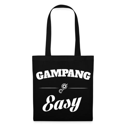 gampang is easy - Tas van stof