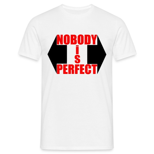 Nobody - T-shirt Homme
