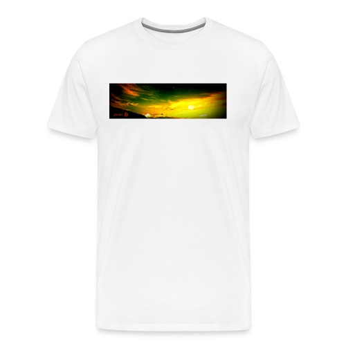 Liquid Sky - Men's Premium T-Shirt