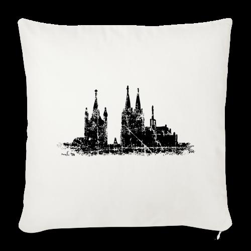 Köln Skyline Kölner Dom Vintage
