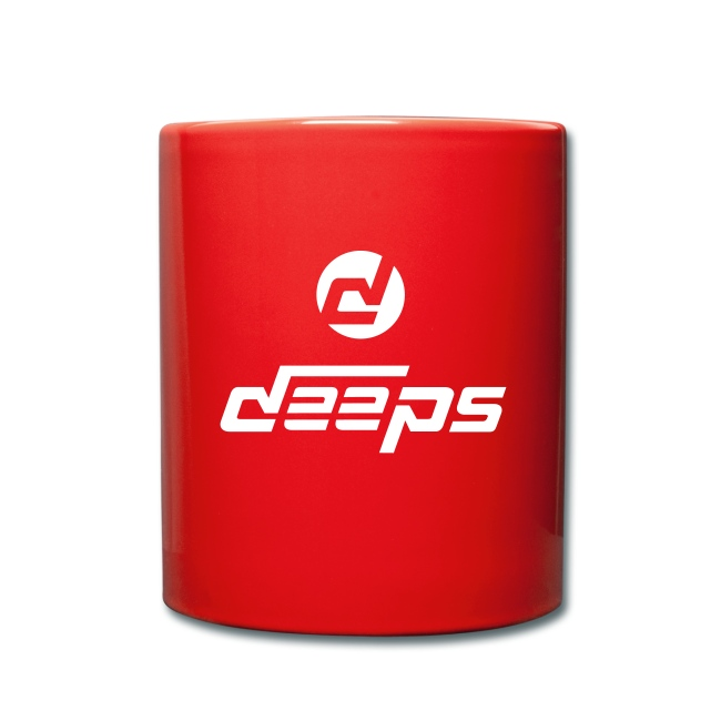 Deeps cup logo blanc