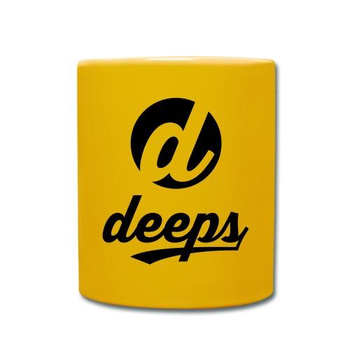 Deeps cup logo vintage - Mug uni