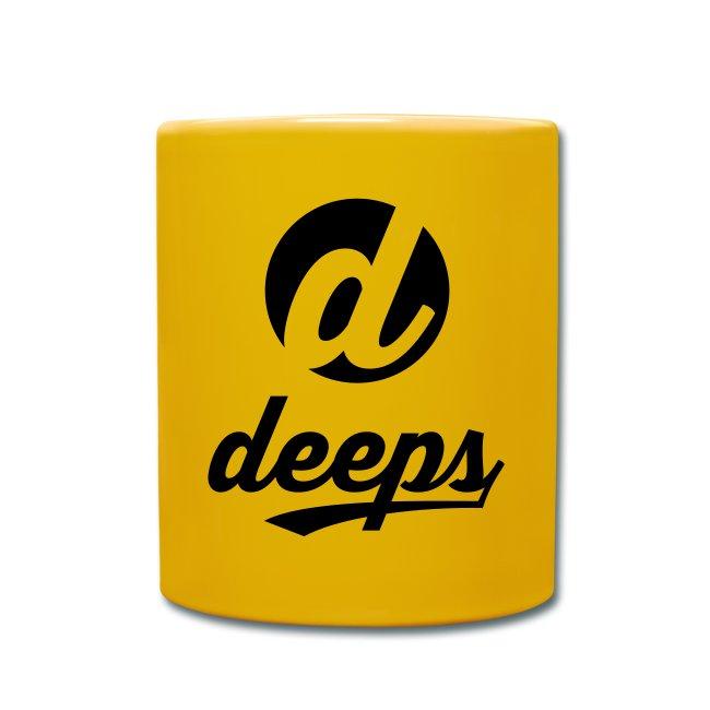 Deeps cup logo vintage