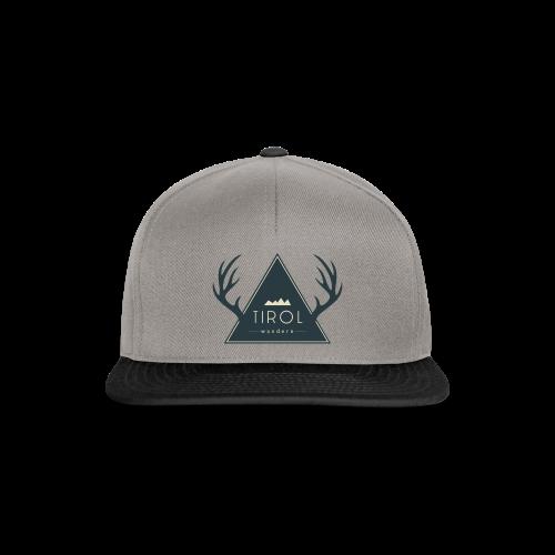 Tirol Wandern | Snapback Cap - Snapback Cap