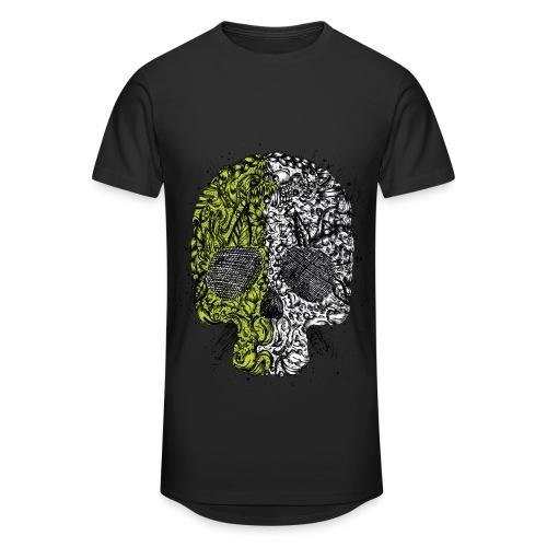 skull urban - Männer Urban Longshirt