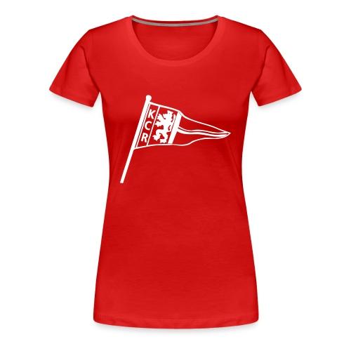 Damen T-Shirt Wappen - Frauen Premium T-Shirt