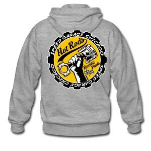 Hot Rods Racing Parts - Men's Premium Hooded Jacket