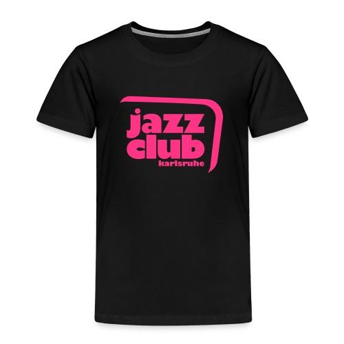 Kids Shirt- Jazzclub - pink - Kinder Premium T-Shirt