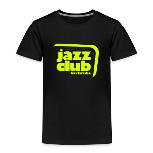 Kids Shirt- Jazzclub - neongelb - Kinder Premium T-Shirt