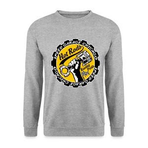 Hot Rods Racing Parts - Men's Sweatshirt
