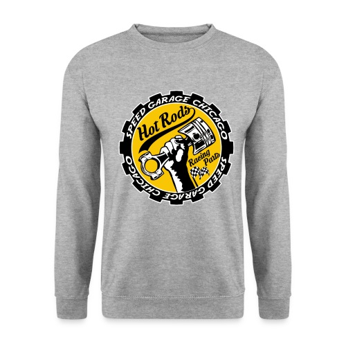 Hot Rods Racing Parts - Men's Sweatshirt