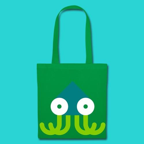K-bag / Octopus - Borsa di stoffa