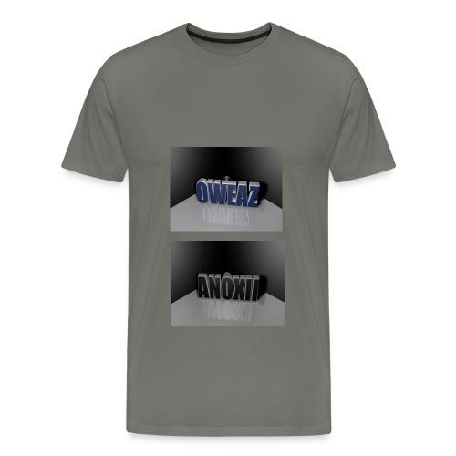Enoxteam-shirt le groupe - T-shirt Premium Homme