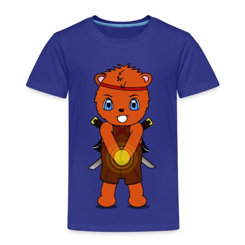 Ninjabär - Kinder Premium T-Shirt