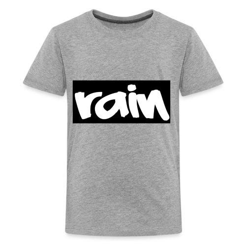 Rain Vrouwen T-Shirt - Teenager Premium T-shirt