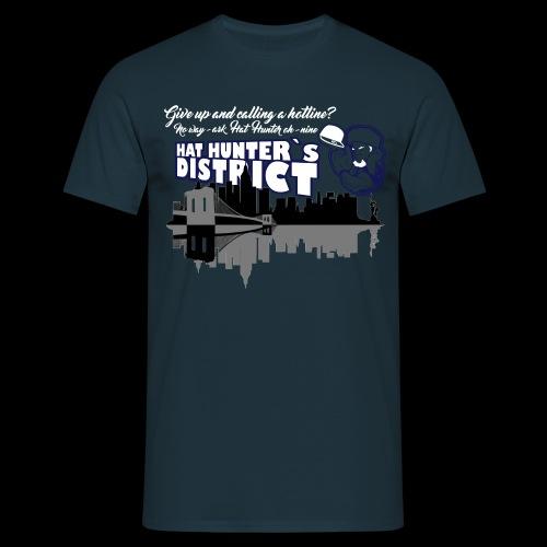 HatHunter x Yankees - Männer T-Shirt