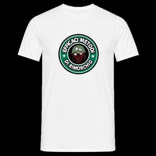 T-Shirt con logo ufficiale modello uomo - Maglietta da uomo