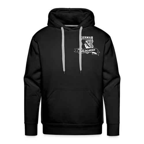 Hoodie - Schwarz - Männer Premium Hoodie