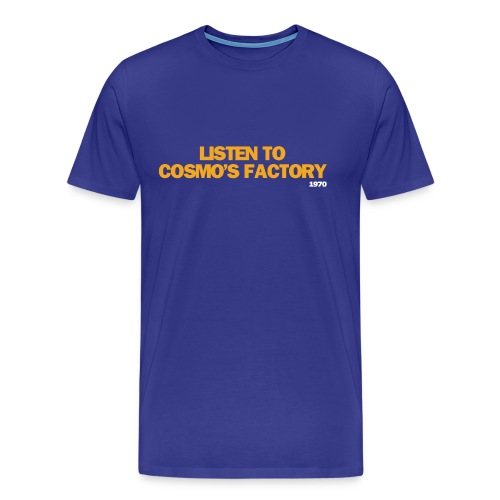 Cosmo 's Factory - Men's Premium T-Shirt