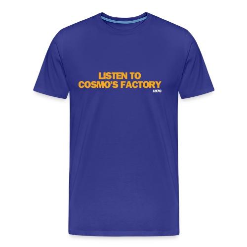 Cosmo 's Factory - Men's Premium T-Shirt