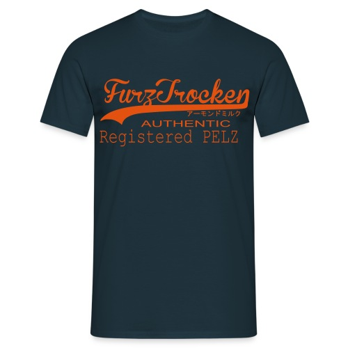 geschlechtsneutrales Ruderleibchen FurzTrocken - Männer T-Shirt
