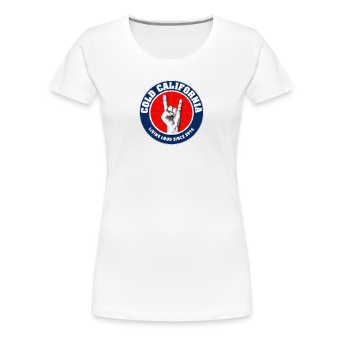 Living Loud Womens T-Shirt - Women's Premium T-Shirt