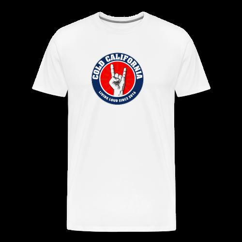 Living Loud Mens T-Shirt - Men's Premium T-Shirt