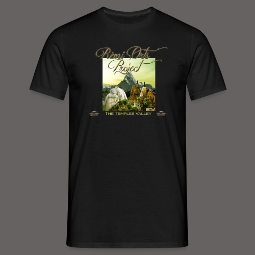 Tshirt The temple valley for men - T-shirt Homme
