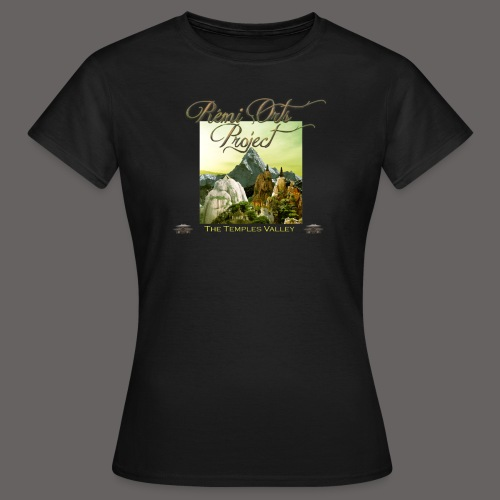 Tshirt The temples valley for women - T-shirt Femme
