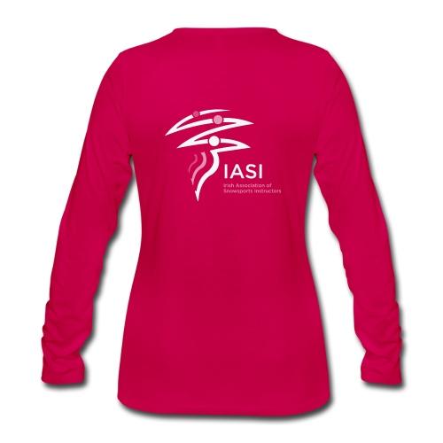IASI womens long - Women's Premium Longsleeve Shirt
