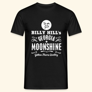 Moonshine Whiskey - Männer T-Shirt