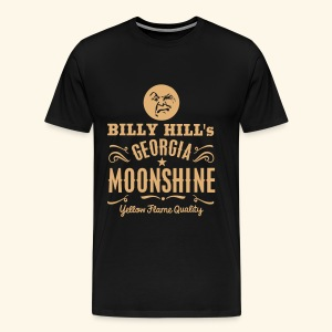Moonshine Whiskey - Männer Premium T-Shirt