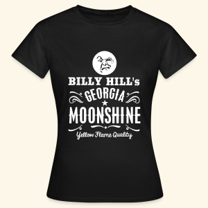 Moonshine Whiskey - Frauen T-Shirt