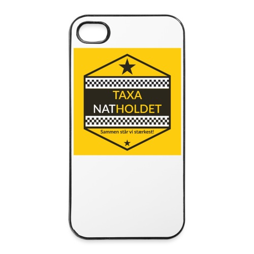 Taxa Natholdet Cover - iPhone 4/4s Hard Case