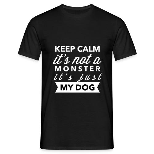Tee shirt Homme Keep Calm - T-shirt Homme