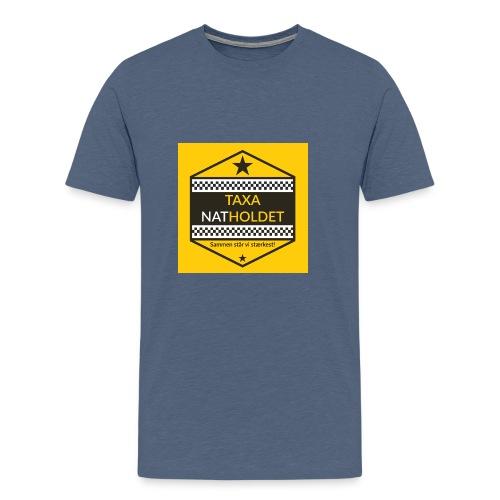Taxa Natholdet T-Shirt - Herre premium T-shirt