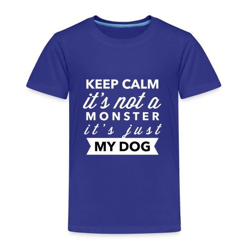 Tee shirt enfant prenium Keep calm - T-shirt Premium Enfant