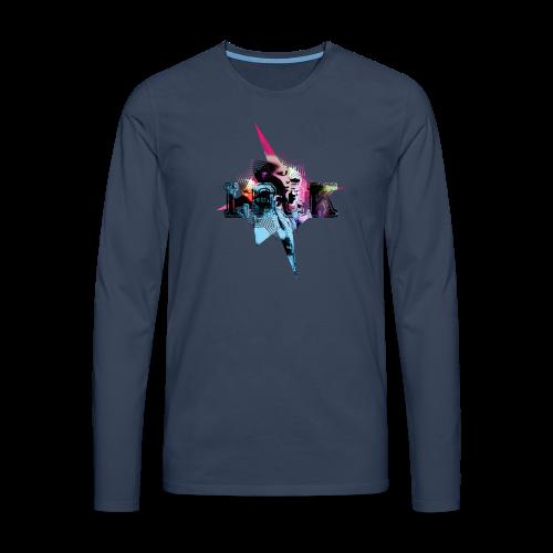 My Style - Männer Premium Langarmshirt