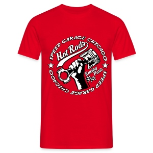 Hot Rods Racing Parts - Men's T-Shirt