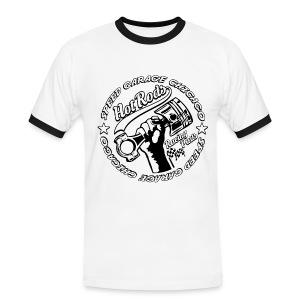 Hot Rods Racing Parts - Men's Ringer Shirt