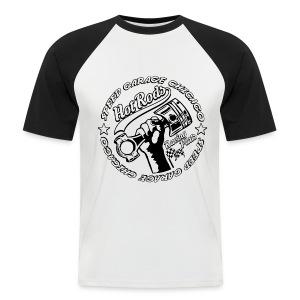 Hot Rods Racing Parts - Men's Baseball T-Shirt