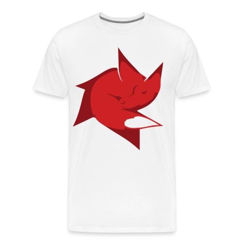 T-shirt SkeCon herr - Premium-T-shirt herr
