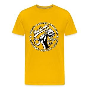 Hot Rods Racing Parts - Men's Premium T-Shirt