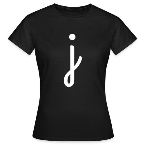 Woman T-Shirt JayDill4's Logo - Maglietta da donna