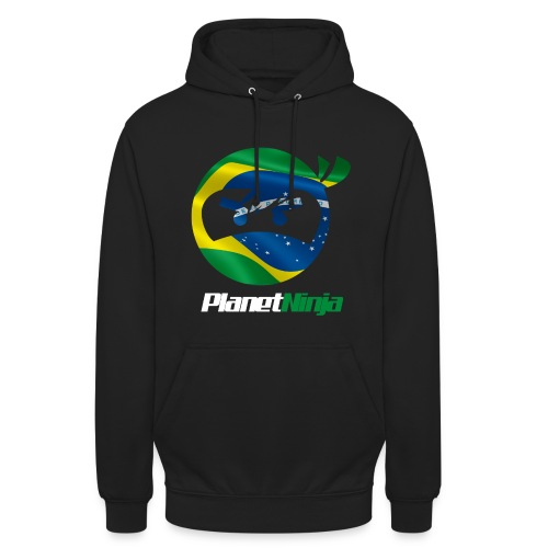 Unisex Brazilian Black Ninja hoodie - Unisex Hoodie