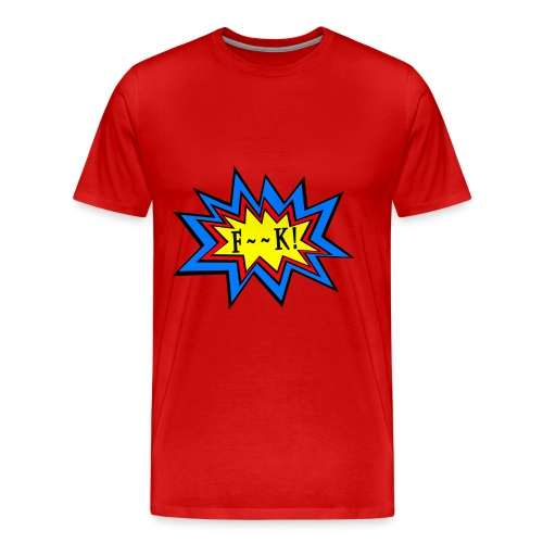 F- - K T Shirt - Men's Premium T-Shirt