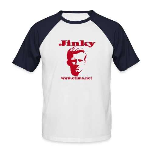 Jinky - Raglan Short Sleeve - Men's Baseball T-Shirt