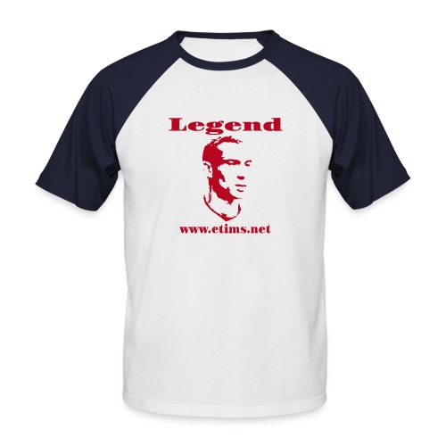 Legend - Raglan Short Sleeve - Men's Baseball T-Shirt